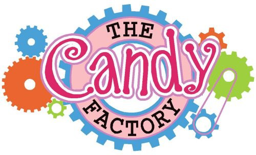 Logo The Candy Factory Daycare